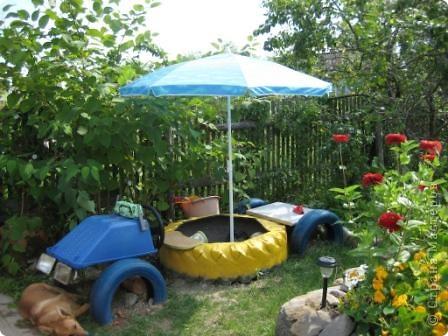 Самоделки для сада и дачи своими руками