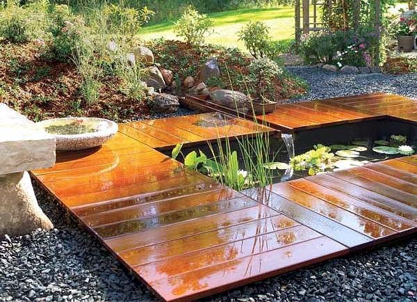 поделки для дачи сада двора своими