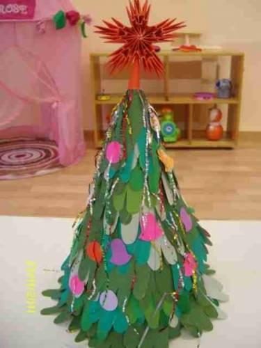 Поделки для елки к новому году 2015